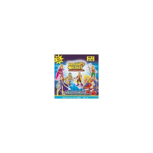 Image 0 of Almighty Heroes Vol 3 On Audio CD Album by Almighty Heroes Media Group Composer