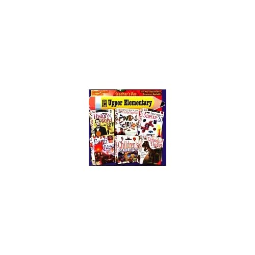 Image 0 of Dk Multimedia Teacher's Pet-Upper Elem Teachers Pet Upper Elementary Windows 98/