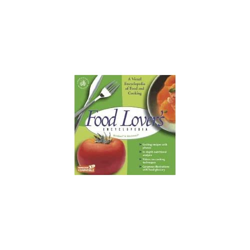 Image 0 of Food Lovers Encyclopedia Software For PC