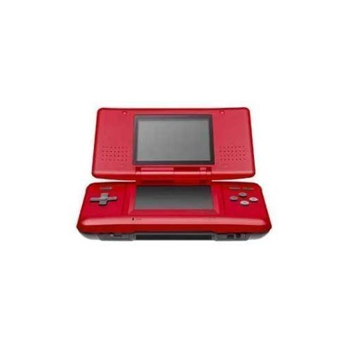 Nintendo DS Original Red Handheld