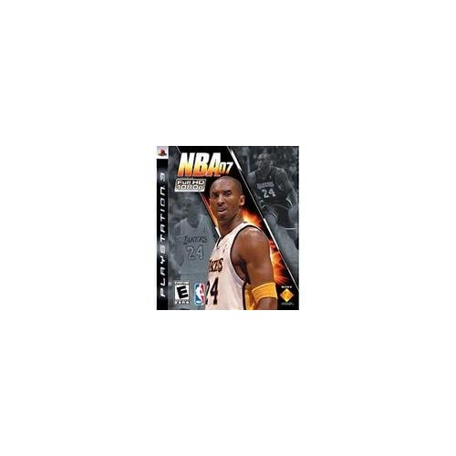 NBA '07 For PlayStation 3 PS3 Basketball