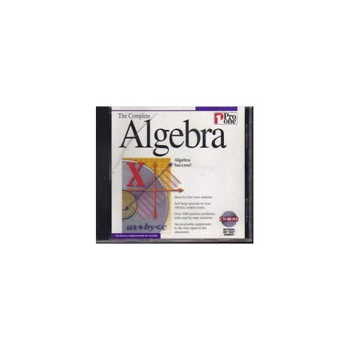 Image 0 of Multimedia Algebra II Software