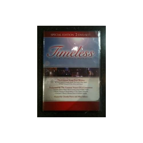 Image 0 of Timeless: Concert Of Faith And Inspiration Special By Gilreath Steve