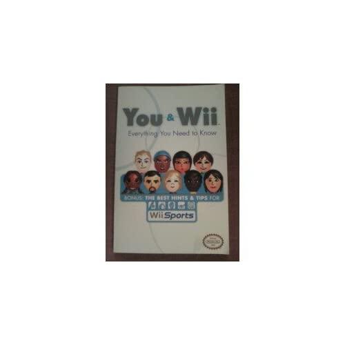 You And Wii Strategy Guide