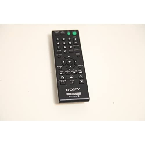Sony 148700511 RMT-D187A Remote Commander Remote Control For DVD TV