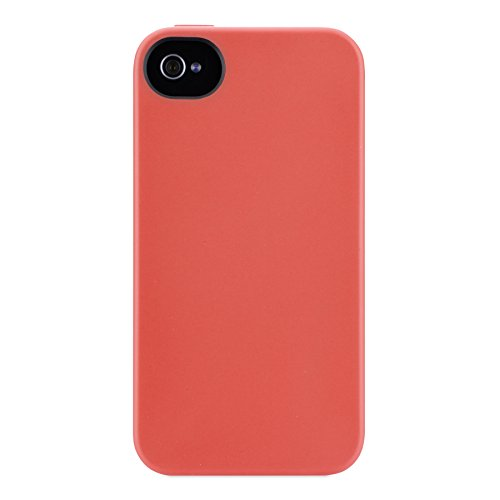 Belkin F8W084EBC02 Essential Case For iPhone 4 / 4S Pink Cover Orange Fitted ESS
