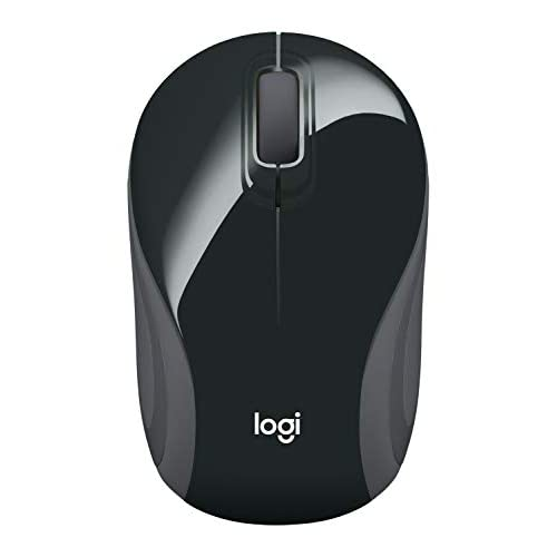 Image 0 of Wireless Mini Mouse M187 Pocket Sized Portable Mouse For Laptops