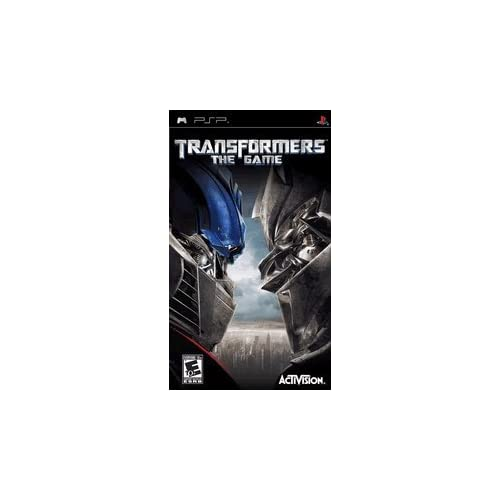 Image 0 of Transformers The Game Sony For PSP UMD