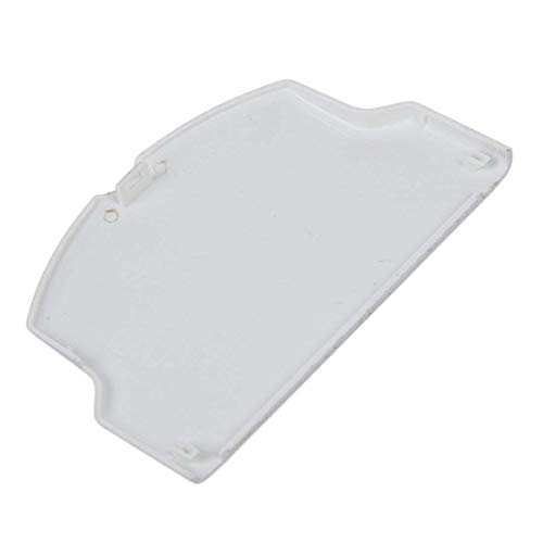 Image 0 of Silver Sony PSP 2000/3000 Battery Cover By Mars Devices