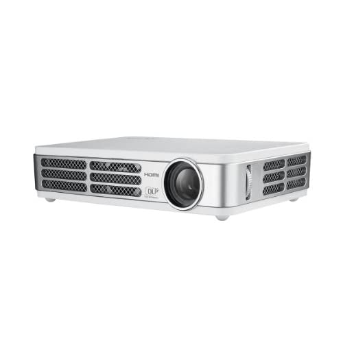 Vivitek qumi q5 500 lumen wxga hd 720p hdmi 3d ready for Dlp pocket projector