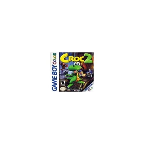 Image 0 of Croc 2 On Gameboy Color