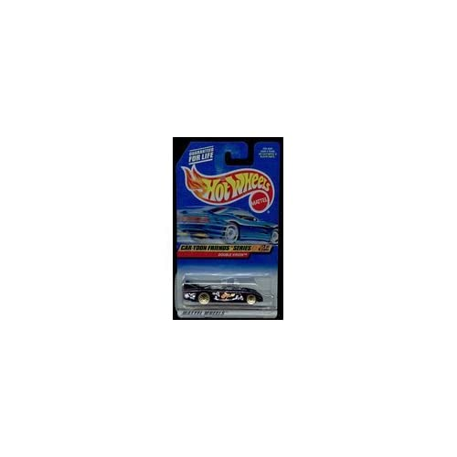 Hot Wheels 1999-987 Car-Toon Friends Series 3 Of 4 Double Vision 1:64