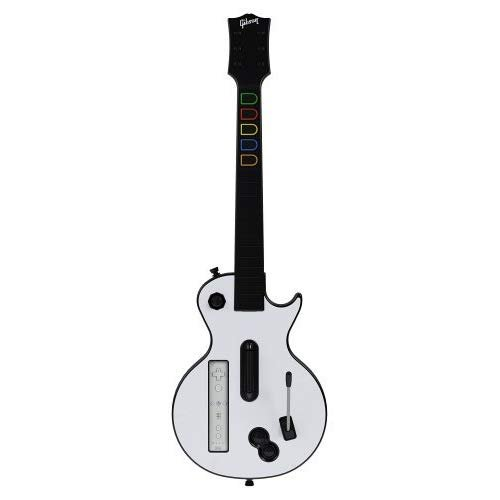 Image 0 of Guitar Hero: World Tour Les Paul Wireless Guitar Controller Wii By Activision Fo