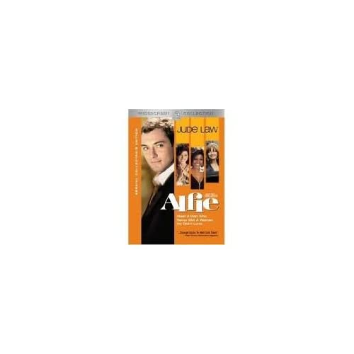 Image 0 of Alfie 2004 On DVD Jude Law