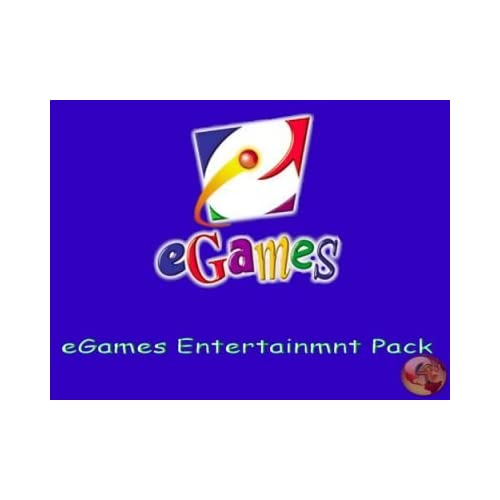 Image 0 of EGames 7 Great Games On 1 CD Software PC