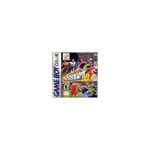 International Superstar Soccer '99 On Gameboy Color