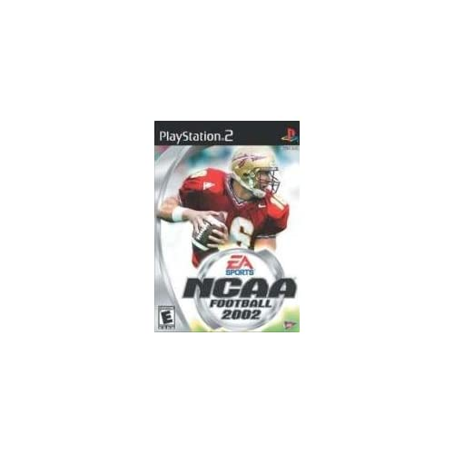 NCAA Football 2002 For PlayStation 2 PS2