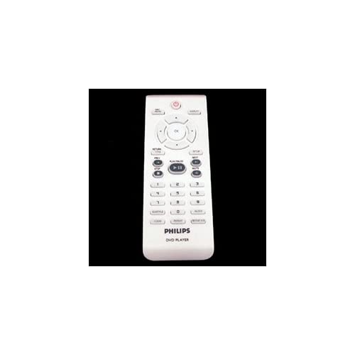 Image 0 of Philips Remote Control Part 996510001806 Gray Infrared RC-2020 Grey