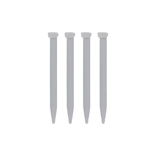 Image 0 of Replacement Nintendo 2DS XL Stylus In White Pack Of 4