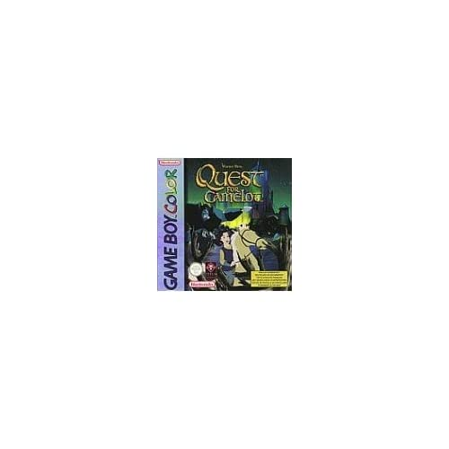 Image 0 of Quest For Camelot On Gameboy Color RPG