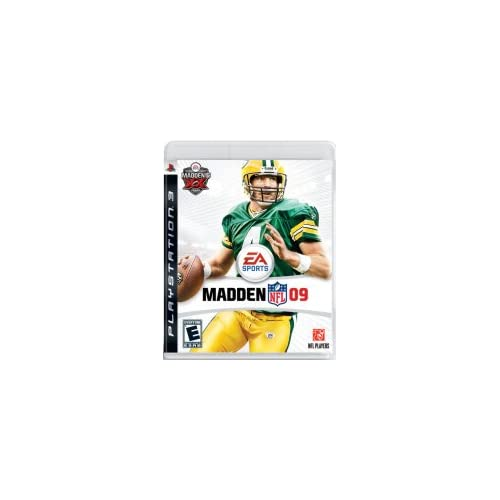 Image 0 of Madden NFL 2009 For PlayStation 3 PS3 Football