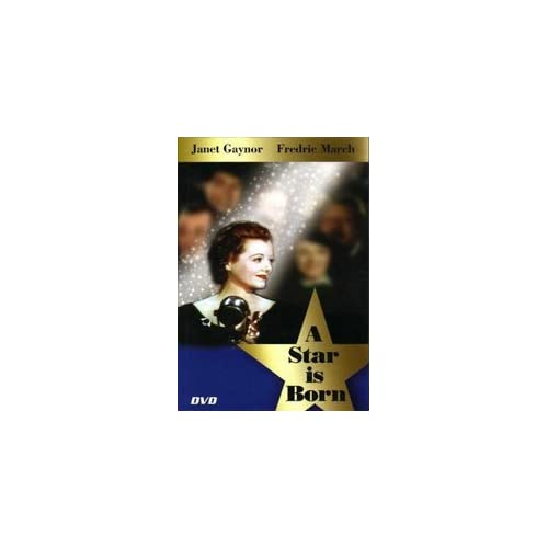 A Star Is Born On Dvd With Janet Gaynor
