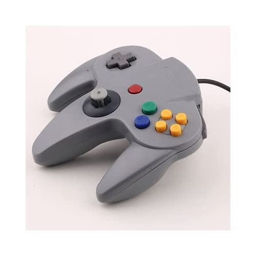 Image 0 of Long Game Handle Controller For Nintendo 64 Grey