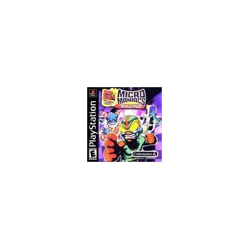 Image 0 of Foxkidscom Micro Maniacs Racing For PlayStation 1 PS1