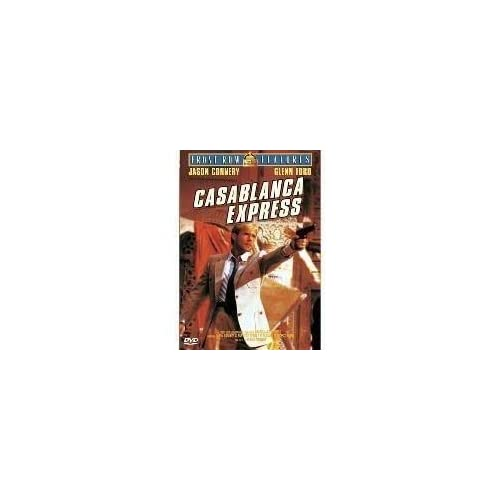Image 0 of Casablanca Express On DVD with Jason Connery
