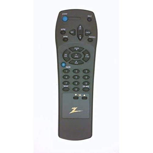Image 0 of Genuine Zenith 6711R1N012A Remote Control VCR