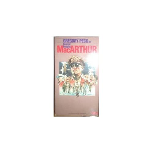 Image 0 of Macarthur On VHS