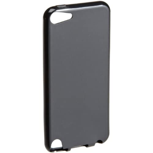 Image 2 of AmazonBasics Protective Tpu Case For iPod Touch 5 Black Cover Fitted