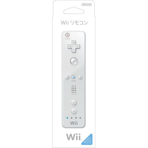 Image 0 of Remote Controller For Nintendo OEM Wii And Wii U In White