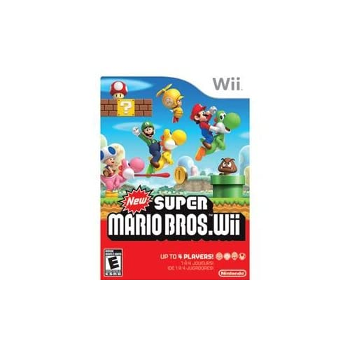 Image 0 of Nintendo Wii New Super Mario Bros For Wii And Wii U