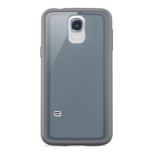 Image 3 of Belkin Air Protect Grip Vue 2.0 Case For Samsung Galaxy S5 Slate/clear