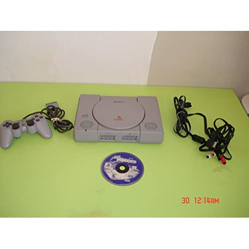 Image 0 of Sony PlayStation PS1 System Video Game Console SCPH-5501 Psx