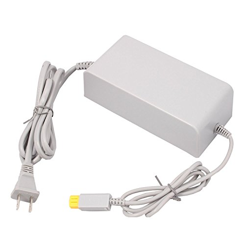 Image 0 of Generic Power Supply Universal 100 240V AC Adapter For Console US Plug For Wii U