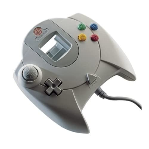 Image 0 of Sega Dreamcast OEM Controller Original Gray
