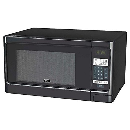 Oster OGS31102 1.1-CUBIC Feet Digital Microwave Oven Black