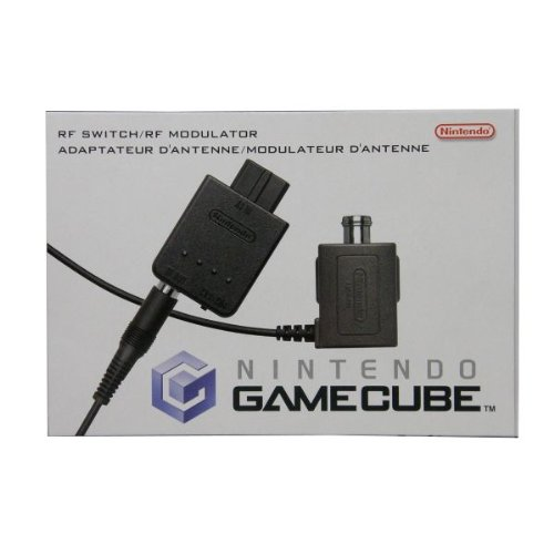 Image 0 of Nintendo GameCube RF Switch/rf Modulator