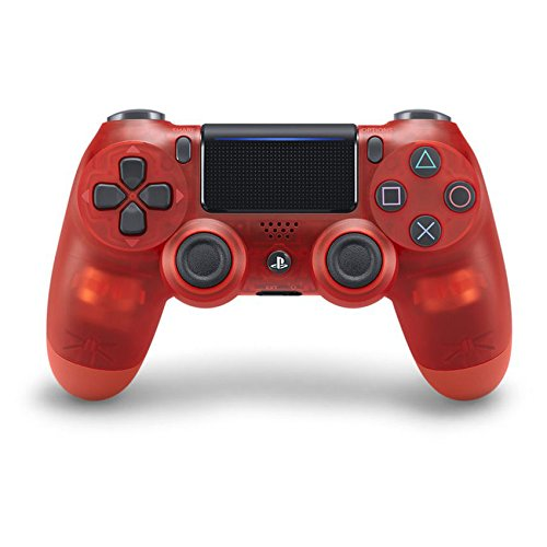 Image 0 of Sony Dualshock 4 Wireless Controller For PlayStation 4 Red Crystal PlayStation 4