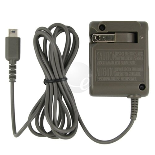 AC Adapter Home Wall Charger For Nintendo Ndsl DS Lite Nintendo DS