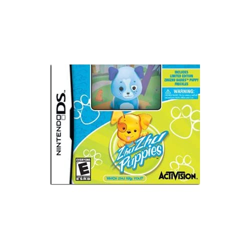 Image 0 of Zhu Zhu Puppies Action Adventure Product Type Game For Nintendo DS DSi 3DS 2DS