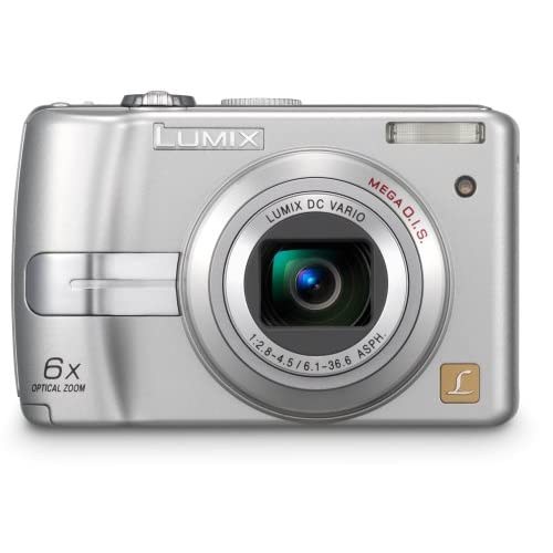 Image 0 of Panasonic Lumix DMC-LZ6S 7.2MP Digital Camera With 6X Image Stabilized Zoom Silv