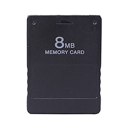 Image 0 of Generic 8MB Memory Card For Playstaion PS2 For PlayStation 2 Expansion