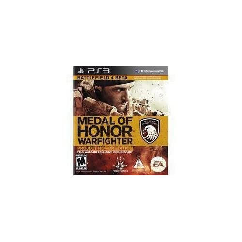 Image 0 of Electronic Arts Inc Medal Of Honor Warfighter Project Honor Edition 36444 For Pl