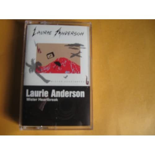Image 0 of Mister Heartbreak By Laurie Anderson On Audio Cassette