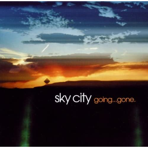 Image 0 of Sky City Going Gone By Jamie Myerson On Audio CD Album 2003