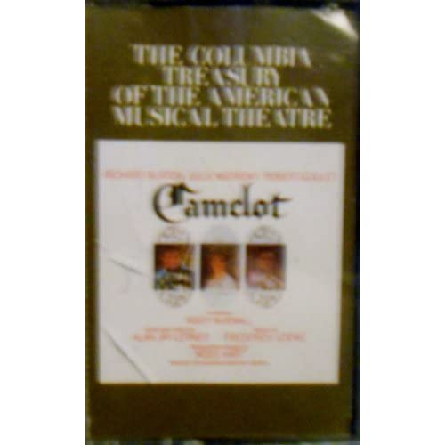 Image 0 of Camelot By Frederick Loewe Allan Jay Lerner Composer Roddy McDowell Performer On