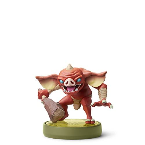Nintendo Amiibo-Bokoblin: Breath Of The Wild For Wii U Figure Character